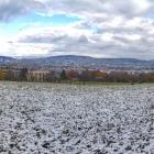 19.11.: Panorama Oberer Friesenberg mit ein bisschen Schnee-Deko