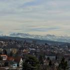 3.3.: Alpenblick, von der Rötelterrasse aus