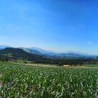 18.6.: Panorama bei Hirzwangen