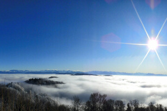 2.1.: Nebelmeer-Panorama Uto Kulm