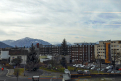 29.2.: Ausblick aus dem gleichen Schulhausfenster wie vor über 50 Jahren – Steinhausen