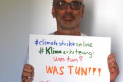 10.4.: Klimastreikbeitrag