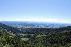 12.7.: Panorama Belchenflue