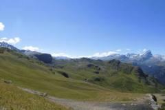 7.8.: Panorama Piz Colm