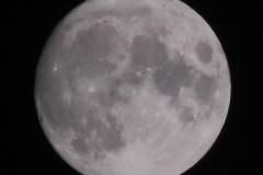30.9.: zunehmender Mond